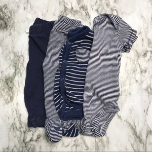 🎉Bundle Carter's baby boy leggings too onesies